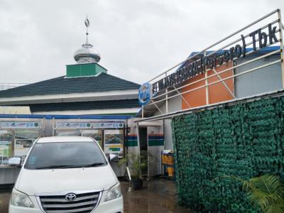 Jasma di Masjid/Musholla Nurul Iman STASIUN Halim Perdana Kusumah