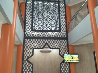 Jasma di Masjid At-Tiin Asem Baris Kebon Baru Jakarta Selatan