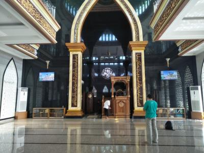 Jasma di Masjid Jami Miftahul Jannah Komplek Metland Menteng