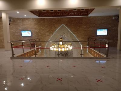 Jasma di Masjid Al-Ikhwan Komplek Tebet Jakarta